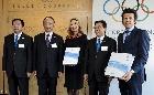 Új elnöke van a Kínai Olimpiai Bizottságnak
