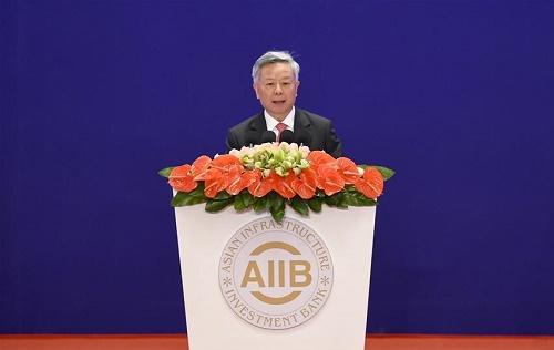 Jin Liqun, AIIB