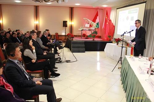 Magyar-kínai egészségügyi befektetői konferenciát tartottak Budapesten