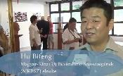 Hu Bifeng: Büszkék vagyunk az eredményeinkre