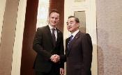 Szijjártó Péter Wang Yi-vel tárgyalt
