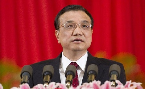 Li Keqiang részt vett a nyári Davos fórumon