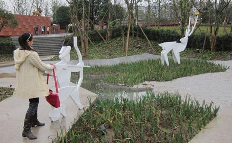 Pest megye kertjét kínai szakemberek gondozzák