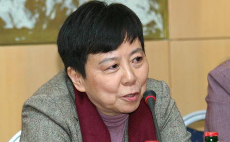 GAO Jian kínai nagykövet asszony beszéde a KMÜT alakuló ülésén