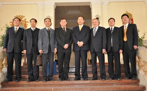 A kínai Shanxi Tartomány mellett most Henannal is megállapodást kötött Jász-Nagykun-Szolnok megye