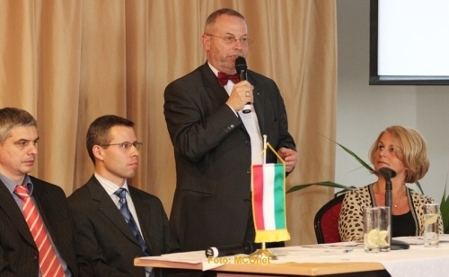 Pető Ernő szavaival zárult a ChinaCham Hungary konferencia