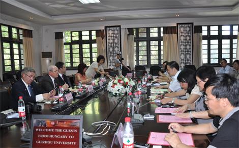 Nógrád megye és a kínai Kujcsou tartomány együttműködésének sok ponton van realitása