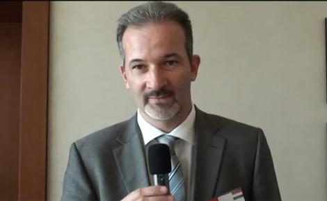 Berszán László (MULTICONT) interjúja a Kínai-Magyar Üzleti Találkozó kapcsán