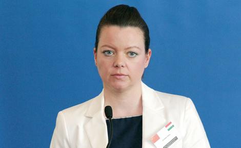 Interjú a Nemzeti Külgazdasági Hivatala (HITA) elnökével, Dobos Erzsébettel a Kínai–Magyar Üzleti Találkozón
