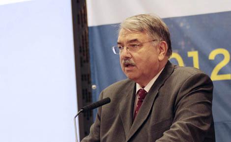 Dr. Mészáros György, a Nemzeti Innovációs Hivatal elnöke a China High-Tech Fair-en