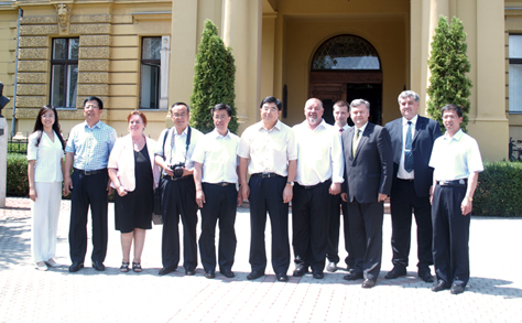 Heilongjiang tartomány bővítené együttműködését Szabolcs-Szatmár-Bereg megyével