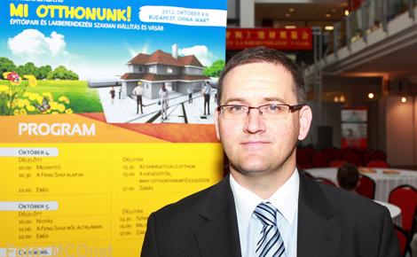 Interjú Takács Zsolttal, a Budapest China Mart ügyvezető igazgatójával
