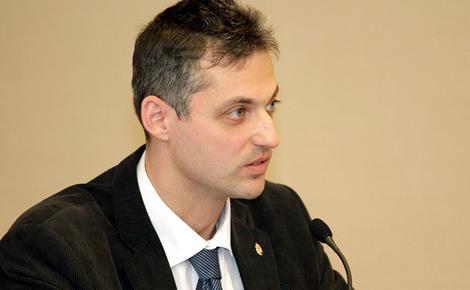 Faragó Péter, a Nemzeti Külgazdasági Hivatal (HITA) alelnökének beszéde a VOSZ konferenciáján