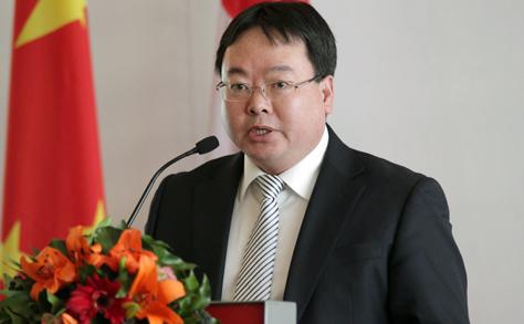 Wang Yanhua, a Kínai Külkereskedelmi Központ főigazgató-helyettesének beszéde