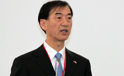 Li Csien-ping a II. Magyar és Kínai Önkormányzatok Partnerségi Konferenciáján