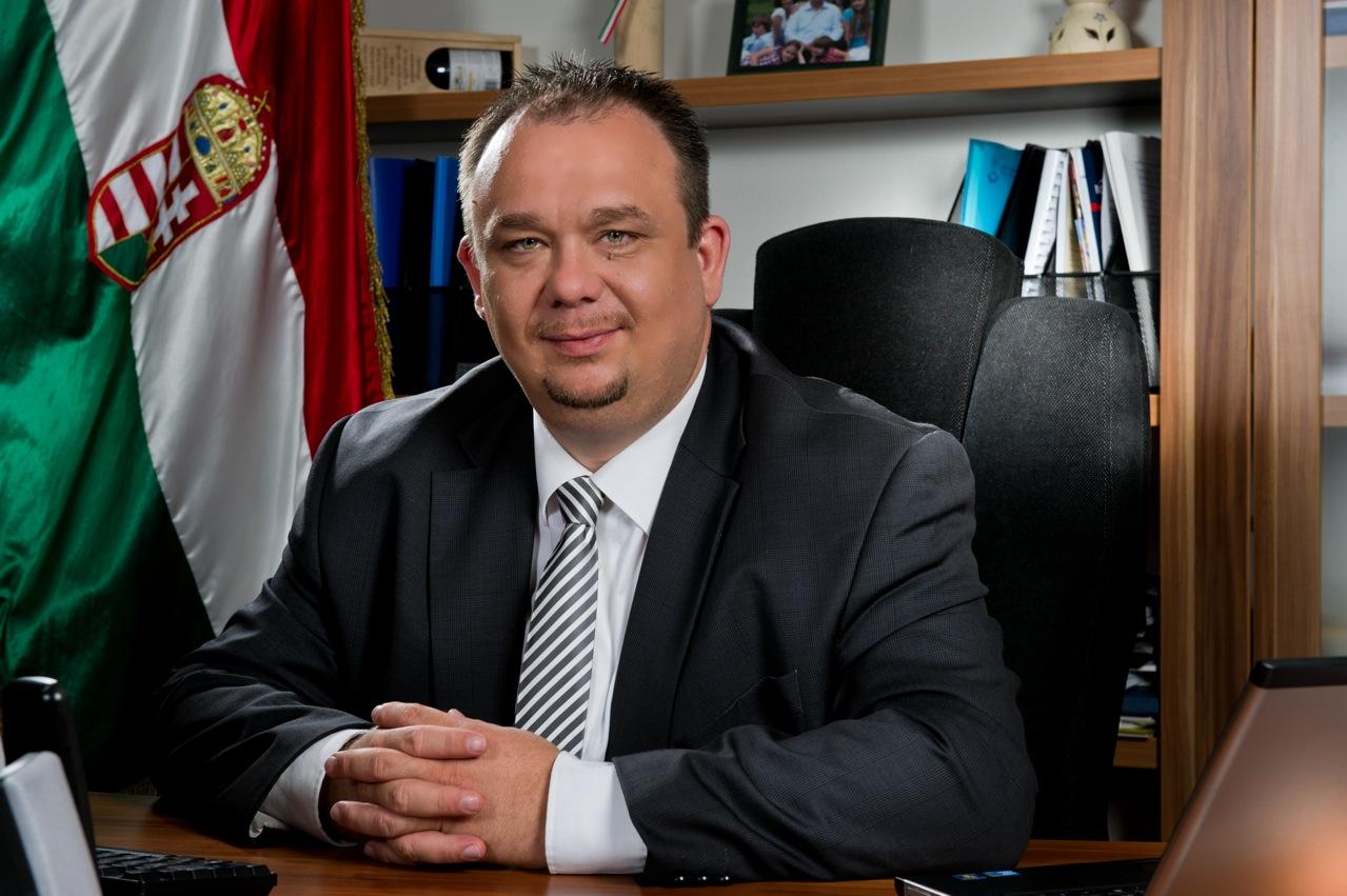 Hévíz polgármestere, Papp Gábor