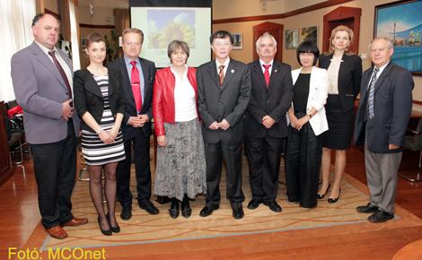A CCPIT delegációját fogadta a VOSZ