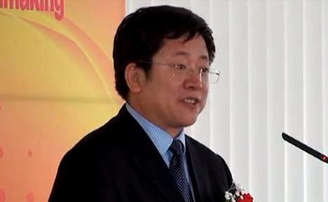Wang Wenjie, a Belső- Mongol autonóm tartomány Kereskedelmi Minisztériumának főigazgató helyettese - China Expo Hungary 2013