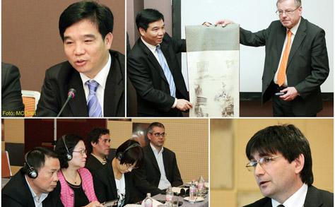 Kínai-Magyar Kereskedelmi Találkozó Quangdong tartomány részvételével