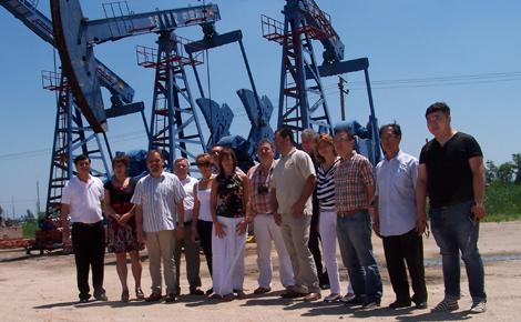 Orosházi delegáció látogatott el testvérvárosuk, Panjin ipari fejlesztési zónáiba