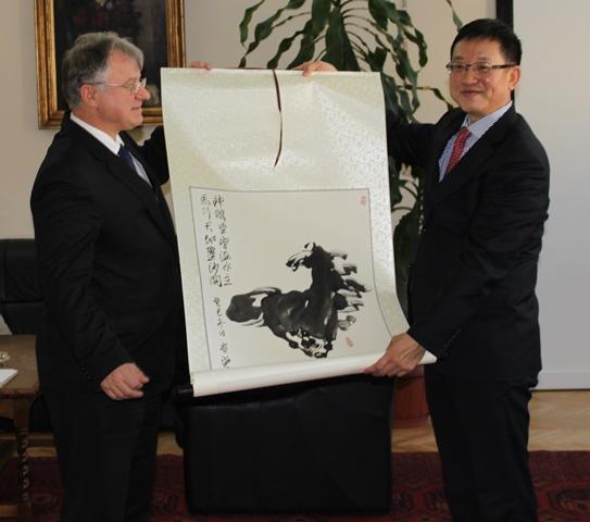 Gu Chun Li tartományi alelnök