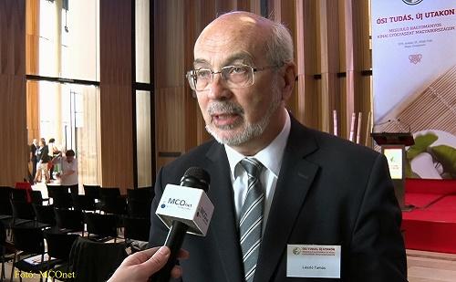 Nagyon fontos, hogy Budapesten legyen a HKO Központ - Interjú László Tamással