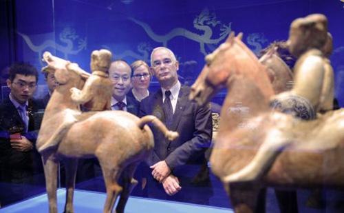 Az ősi Kína kincsei című kiállítás nagy sikerrel zárult