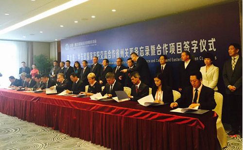 Pest megye megerősítette együttműködési megállapodását a kínai Hebei Tartománnyal