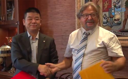 A Magyar-Kínai Új Befektetők Szövetsége és a Benyovszky Orvosi Központ stratégiai megállapodása