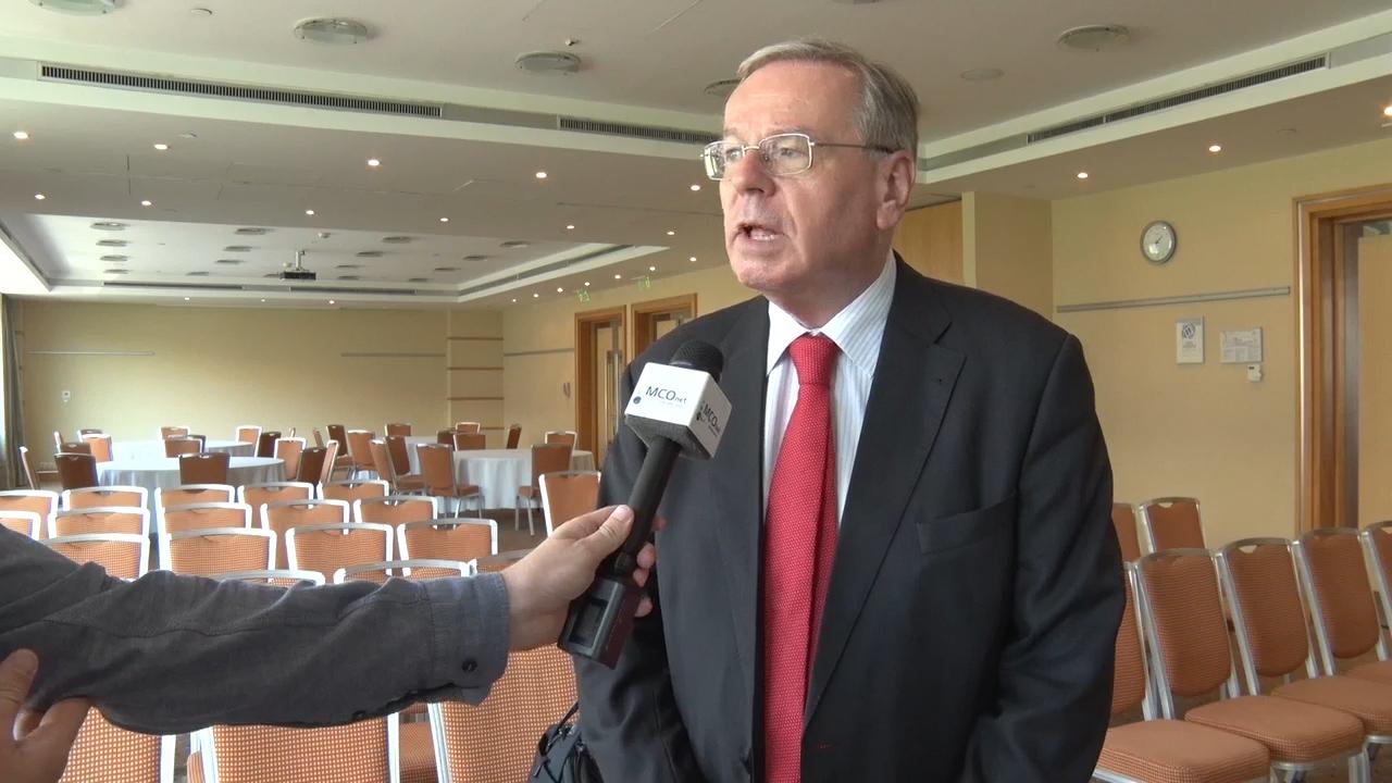 Lőrincze Péter, a  VOSZ elnöki főtanácsadója