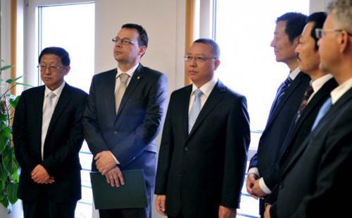17 millió euró értékű magyarországi beruházást jelentett be a kínai Qinghua