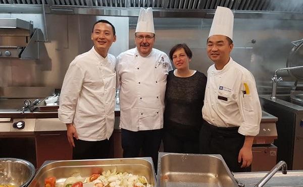 A magyar ételek sikert arattak Kínában
