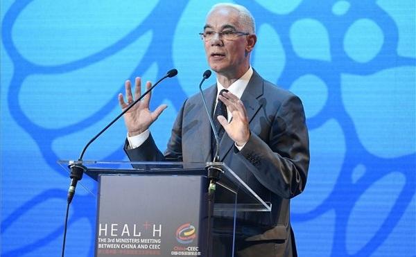 A kelet-közép-európai országok és Kína egészségügyi miniszterei tárgyaltak
