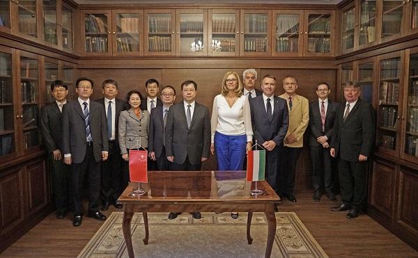 Keretmegállapodás született Kína és Magyarország között