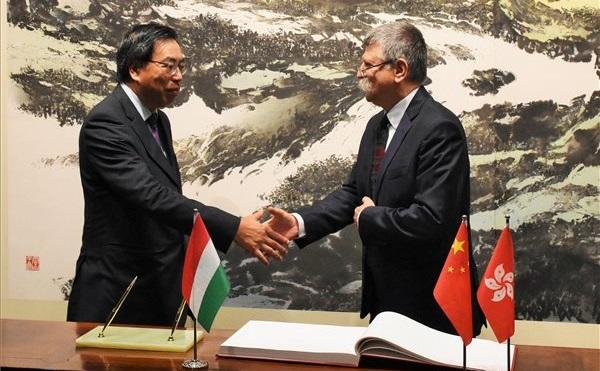 Kövér László utoljára Hongkongba és Makaóra látogatott