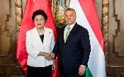 Orbán Viktor a kínai miniszterelnök-helyettessel tárgyalt