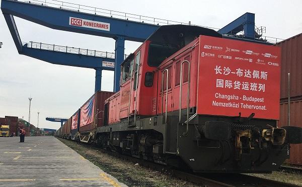Kínai-magyar logisztikai együttműködési megállapodás született