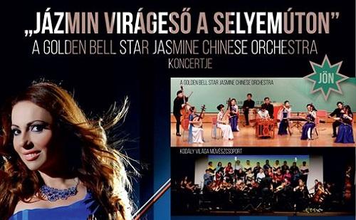 Különleges kínai népzene koncert
