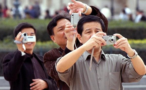 Globális jelentőségűek a kínai turisták