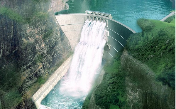 Kínában épül a világ második legnagyobb vízi erőműve
