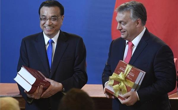 Minden tekintetben megerősödött a magyar-kínai együttműködés