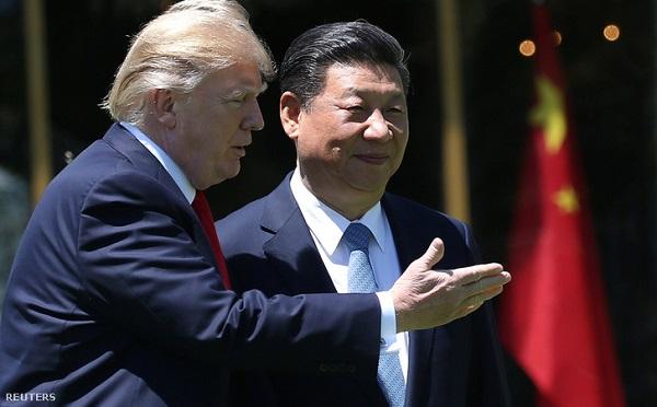 Trump gratulált Hszi Csin-pingnek