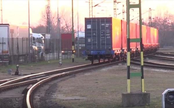 Egyre több vonat indul majd Kínába