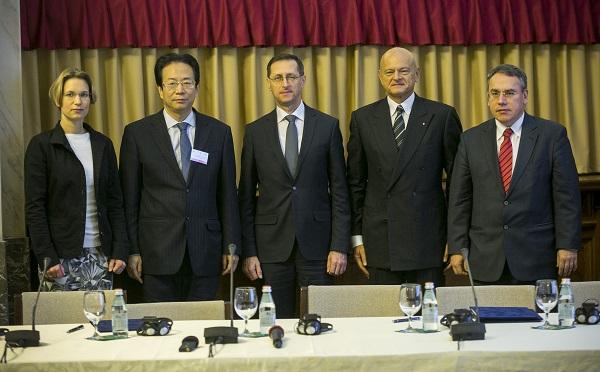 A Magyar Bankszövetség és az Ázsiai Pénzügyi Együttműködési Szövetség (AFCA) együttműködési megállapodást kötött
