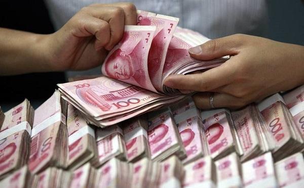 A kínai bankrendszer összesített eszközállománya 2016 végén 33 ezer milliárd dollár volt