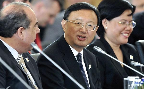 Jang Csie-cse kínai államtanácsos