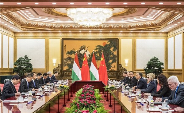 Újabb megállapodással tovább erősödnek a kínai-magyar pénzügyi kapcsolatok