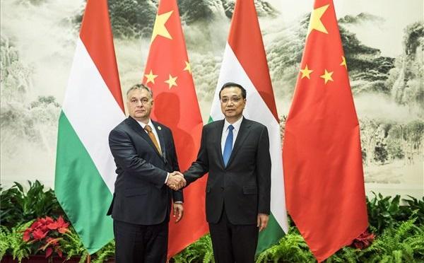 Orbán Viktor Hszi Csin-ping kínai államfővel és Li Ko-csiang miniszterelnökkel kötött több megállapodást