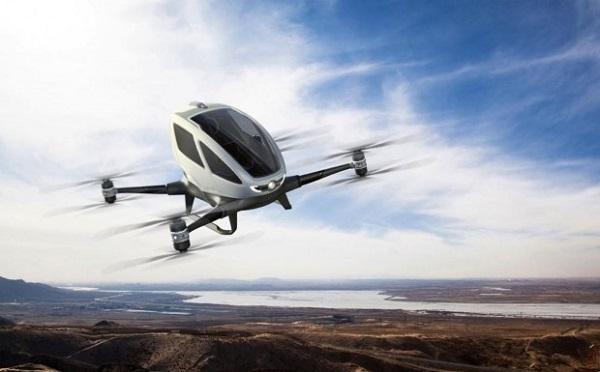 Napenergiával működő óriás drónt tesztel Kína