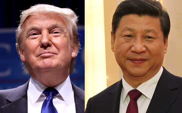 Donald Trump és Hszi Csin-ping először fog személyesen találkozni